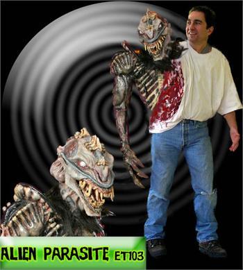 celebrity halloween costumes - Alien Halloween Masks