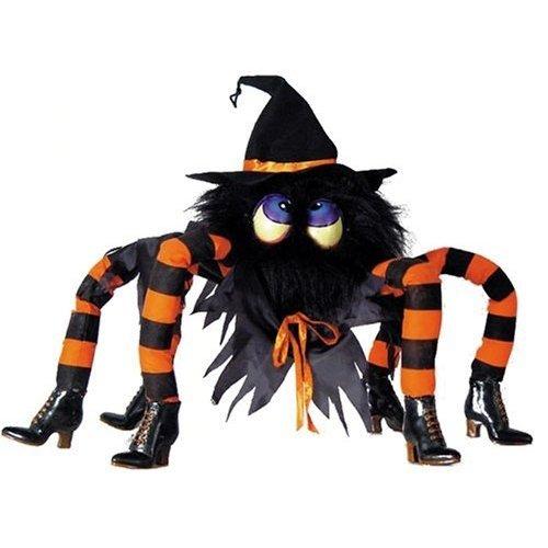 Halloween Object Spiders | Creepy Halloween Creatures