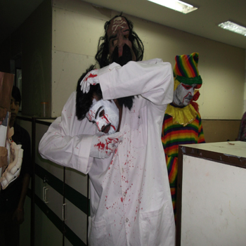 Halloween Party 2012 in Contempo Technologies Pvt. Ltd