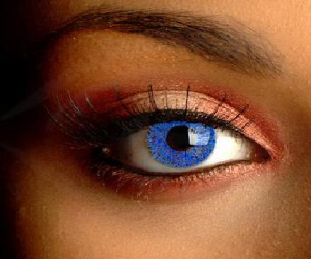 Colored Contact Lenses Halloween