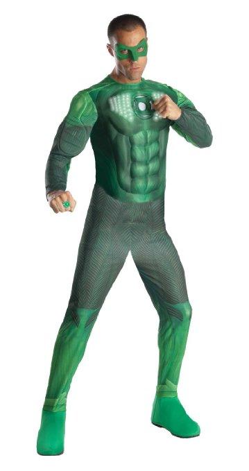 Зелёный фонарь своими руками 743