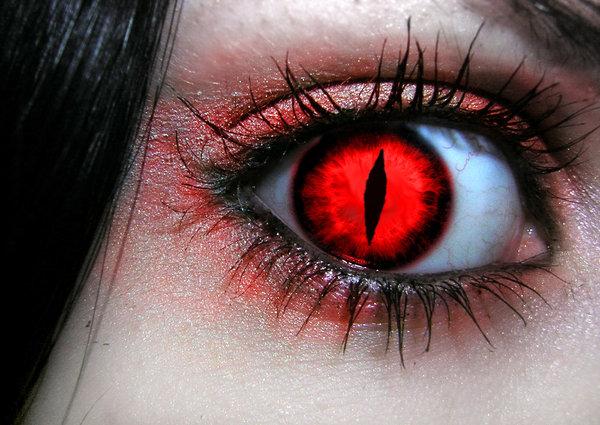 Halloween Eye Contacts
